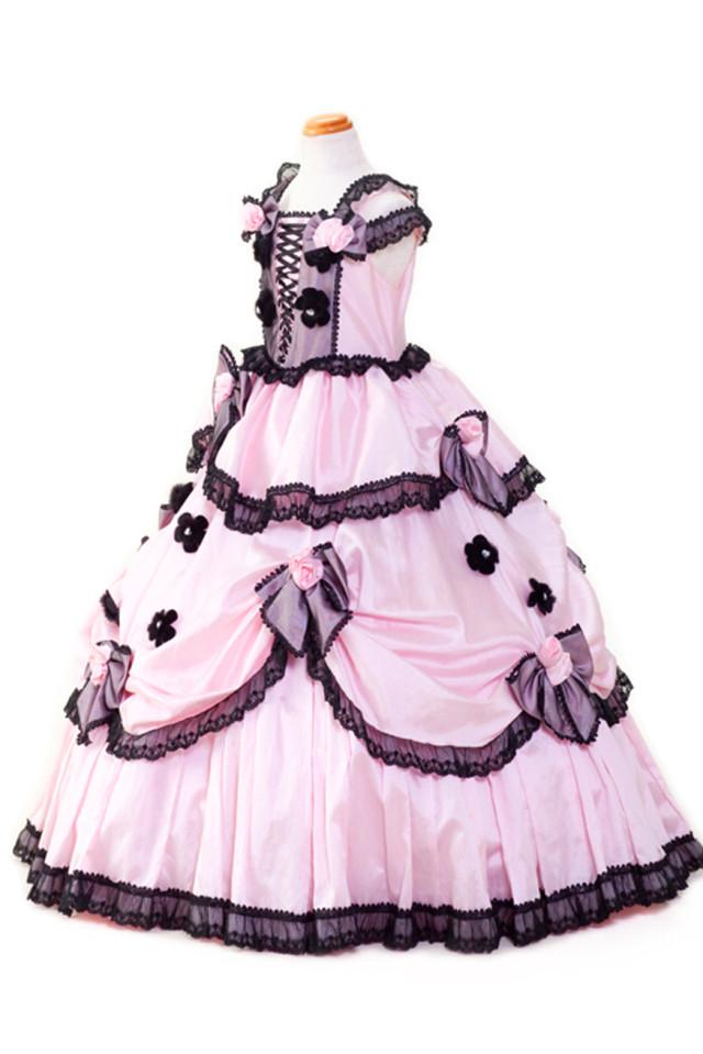 7歳ドレスの衣装画像1