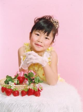 七歳・三歳プチドレス