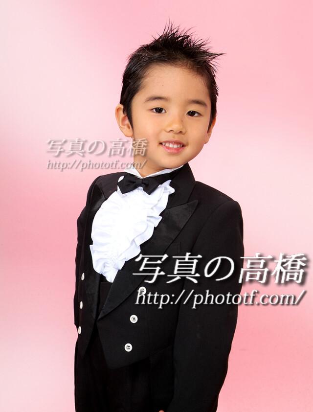 5歳タキシードの衣装画像1