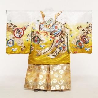 No.538 七五三 5歳男児羽織袴