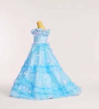 No.551 七五三 7歳女児ドレス
