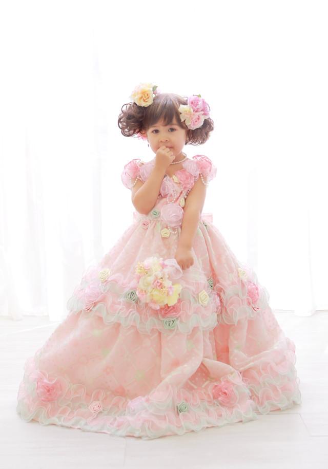 3歳女児 洋装の衣装画像1