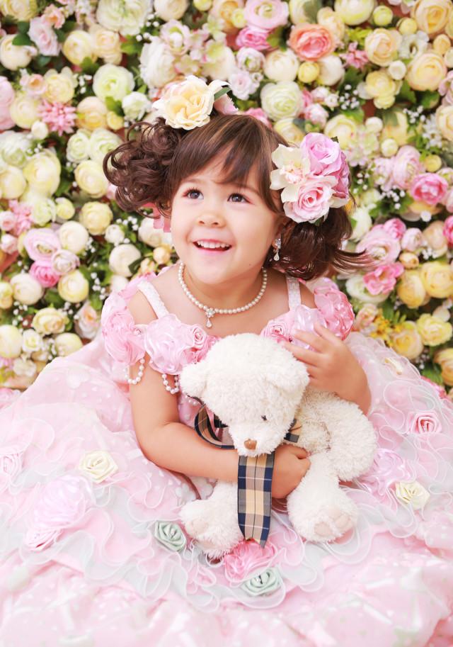 3歳女児 洋装の衣装画像2
