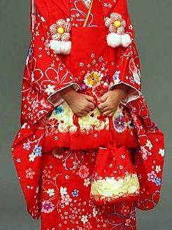 七五三女児着物の衣装画像2