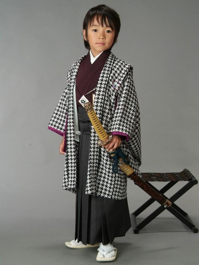 七五三着物 男児の衣装画像1