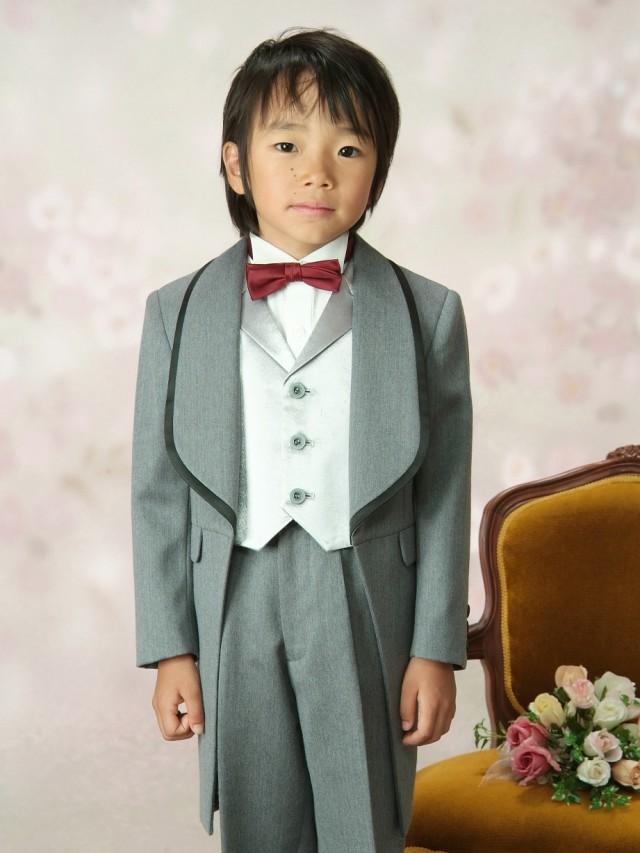 男児スーツの衣装画像1