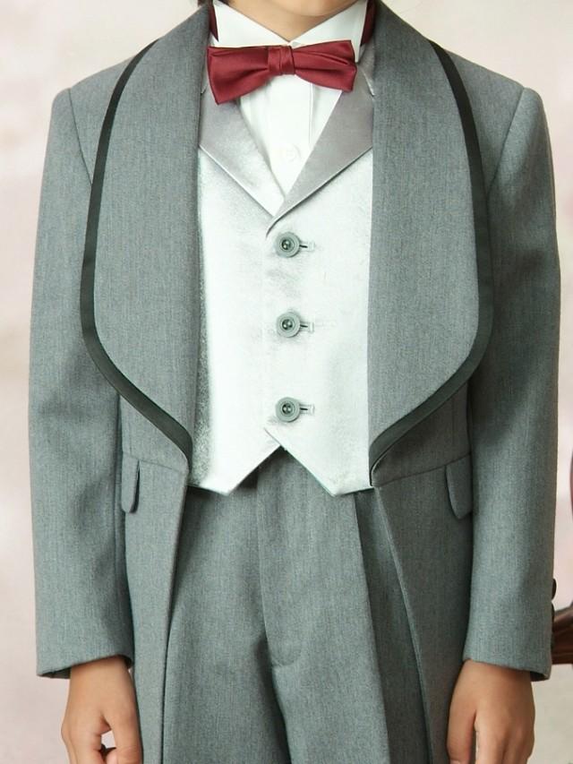 男児スーツの衣装画像2