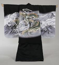 七五三5歳レンタルパック(着付込)5400円~の衣装画像1