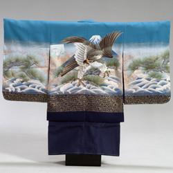 七五三5歳レンタルパック(着付け付き)5400円~の衣装画像1