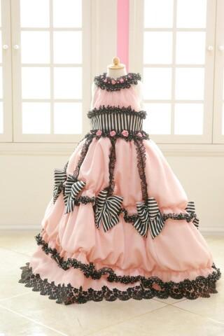 ドレス 3歳