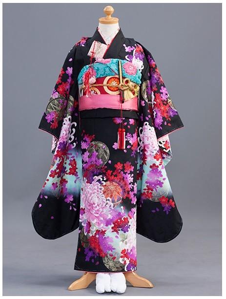 七五三7歳衣装の一例ですの衣装画像3