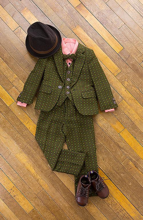 5歳 スーツ 男児の衣装画像1