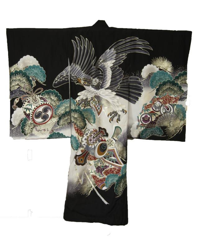 宮参りの衣装画像2