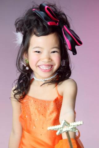 No.368 オレンジドレス