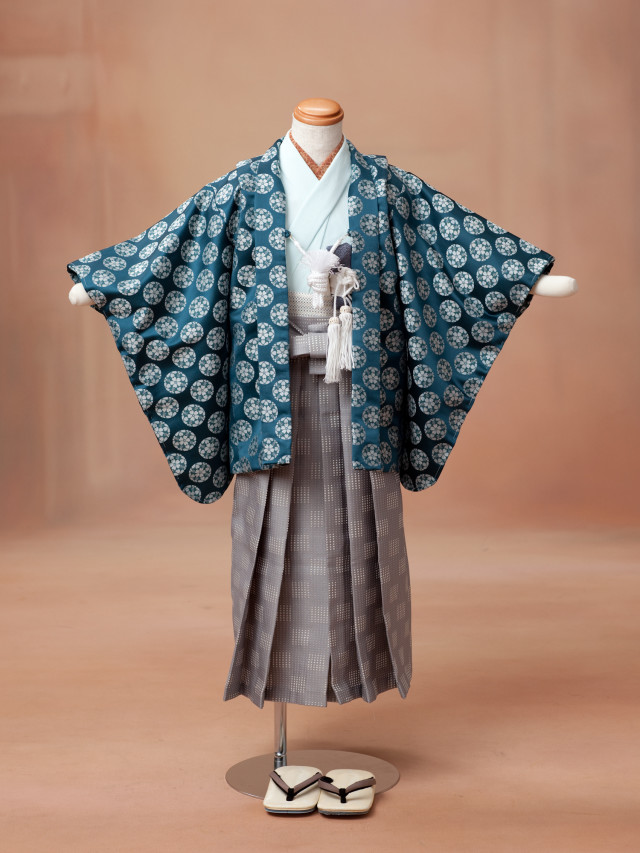 京モード 羽織袴の衣装画像1