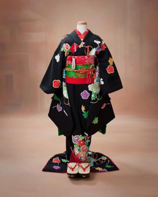 京都本格舞子 正絹