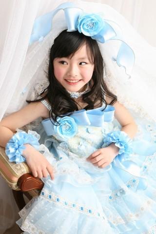 No.755 ドレス(スタジオ用)