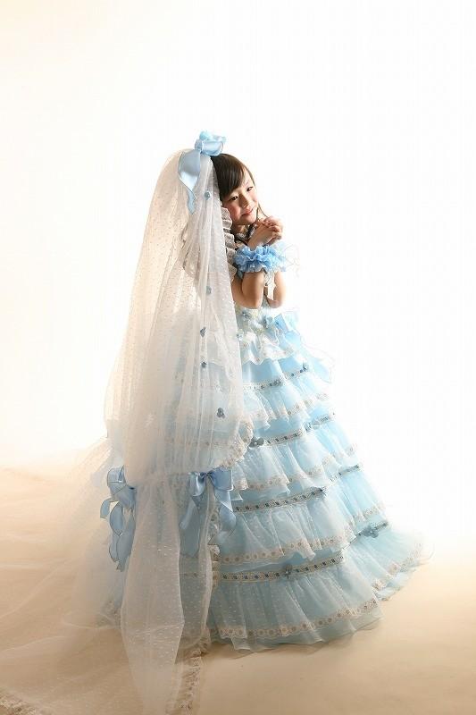 ドレス(スタジオ用)の衣装画像2
