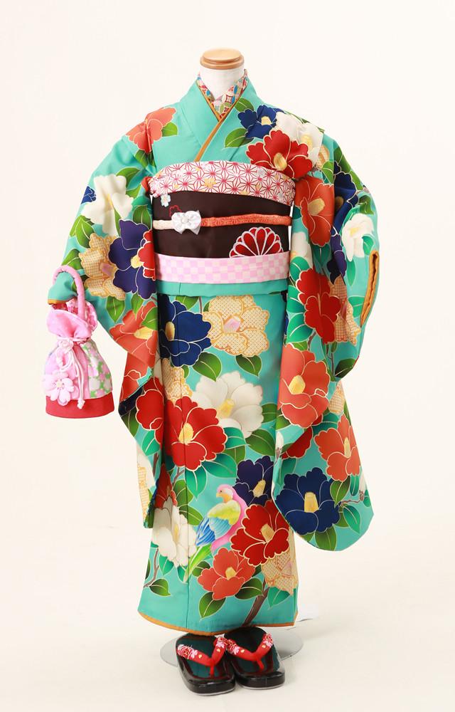 七五三7歳着物の衣装画像1