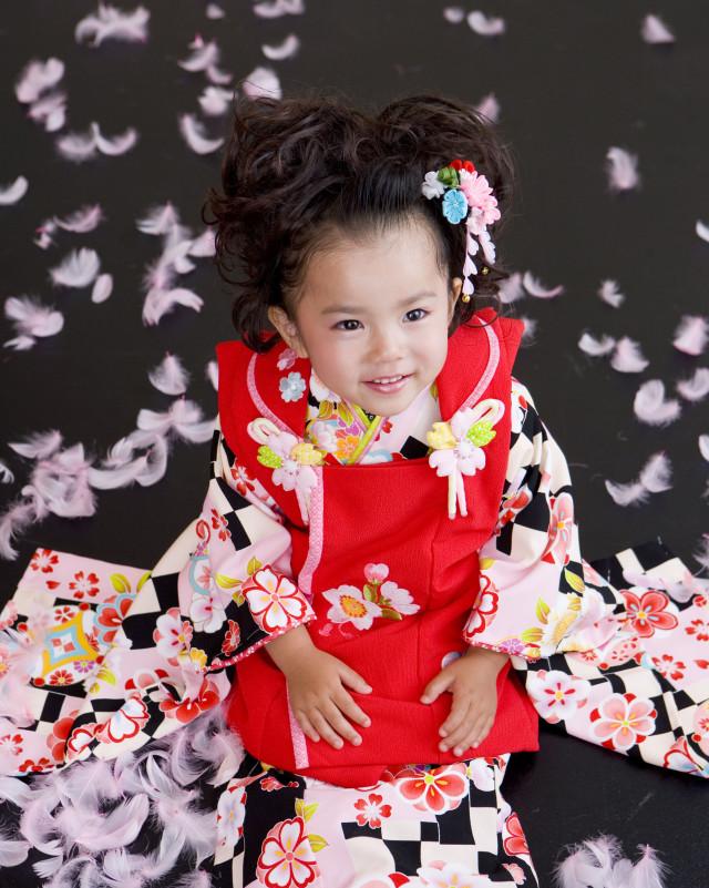 被布セット 女児の衣装画像1