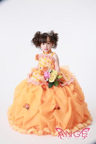 No.678 3歳 ドレス