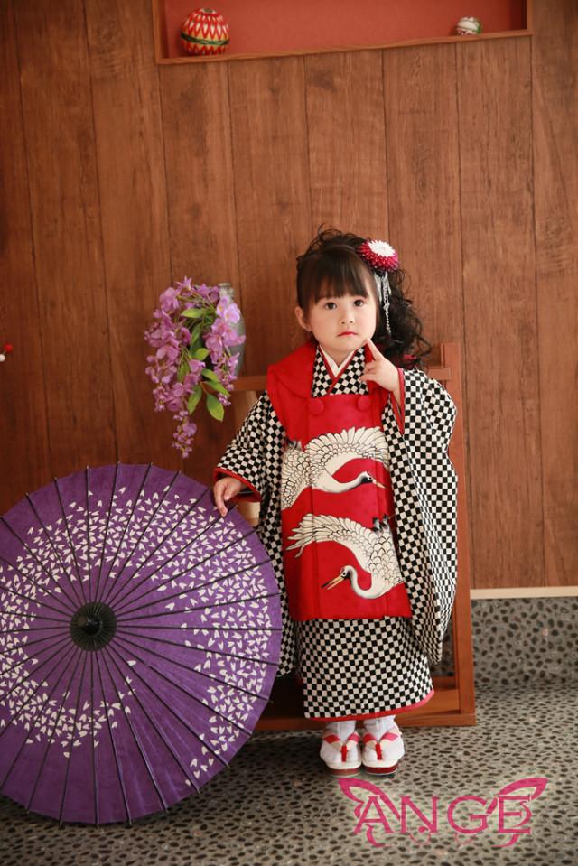 3歳 和装の衣装画像1