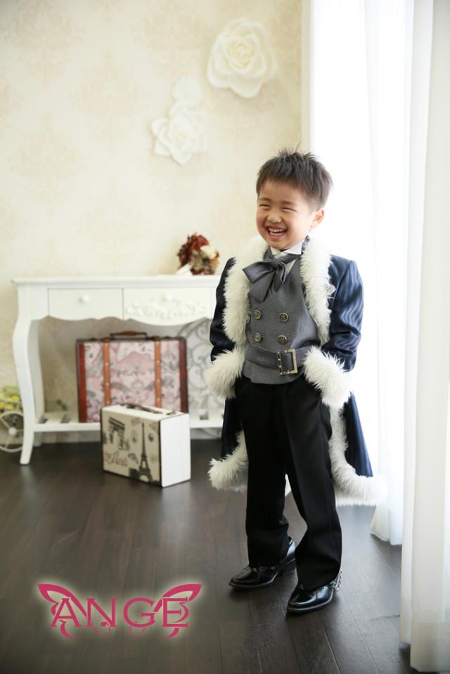 5歳 スーツの衣装画像1