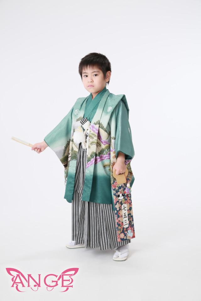 5才 和装の衣装画像1