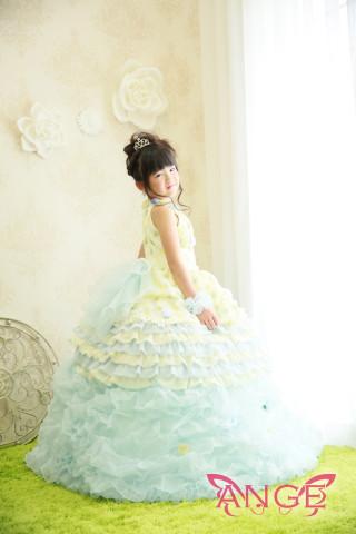 7才 ドレス