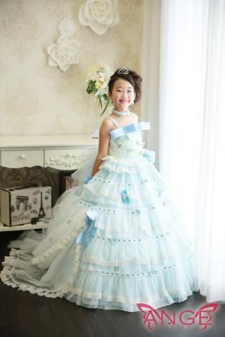 No.689 7歳 ドレス