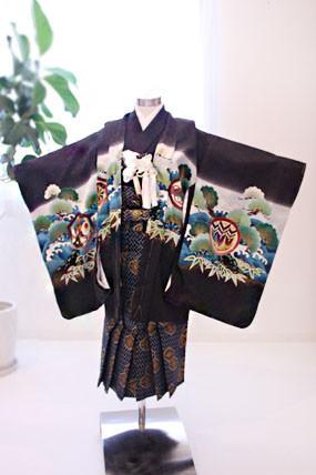 五歳 袴☆の衣装画像1
