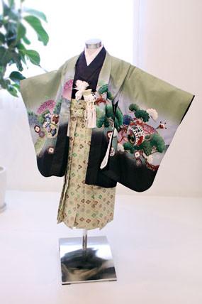 五歳 袴の衣装画像1