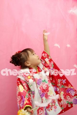 3歳児衣装