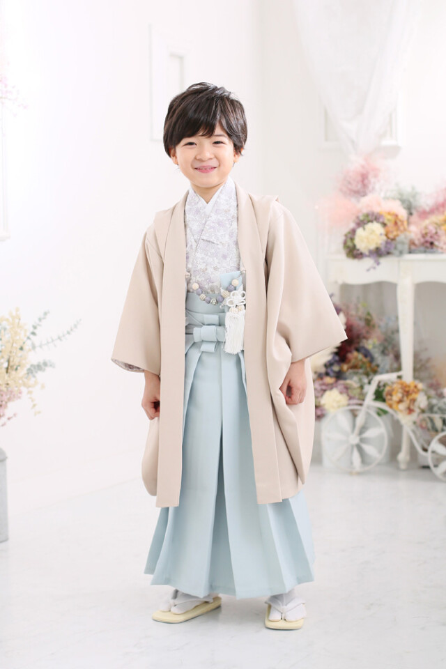 5歳男子の衣装画像1