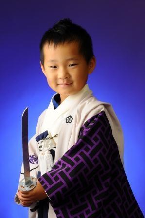 5歳 袴セット