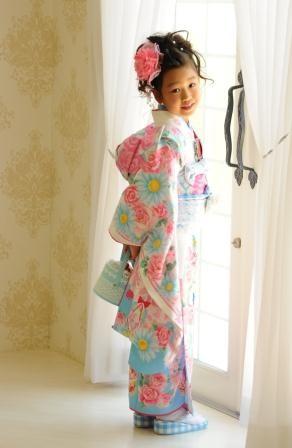 7才着物の衣装画像1