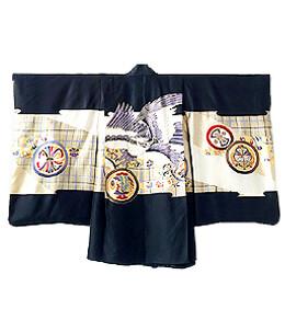 No.2237 七五三 五歳 羽織 袴