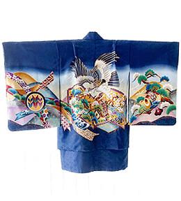 七五三 五歳 羽織 袴の衣装画像1