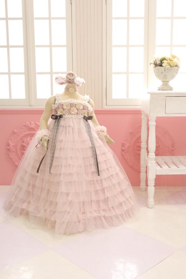 ドレス 3歳の衣装画像1
