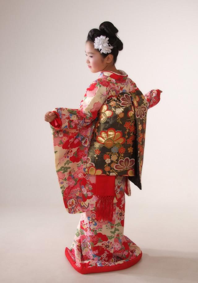 7歳 舞子衣裳の衣装画像1