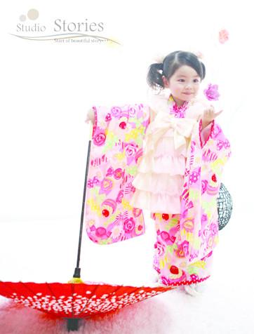 SEIKO MATSUDA kimono KIDSの衣装画像1