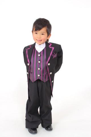 No.1641 七五三 5歳 男の子タキシード