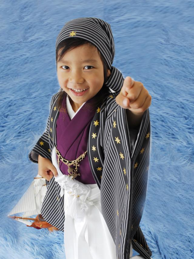 男児AS 小粋ちゃんの衣装画像1