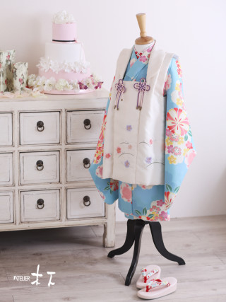 No.967 3歳女の子着物