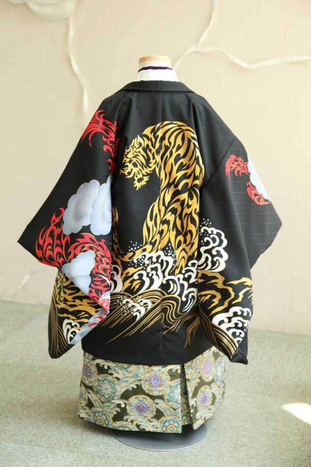 5才袴の衣装画像1