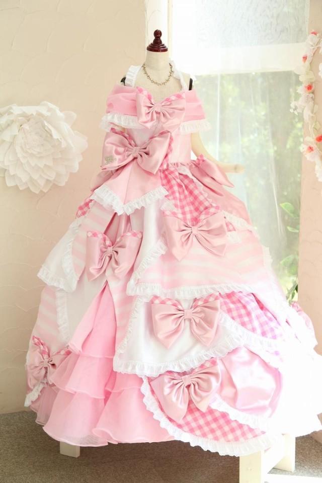 7才ドレスの衣装画像1