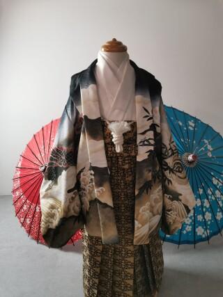 羽織袴セット