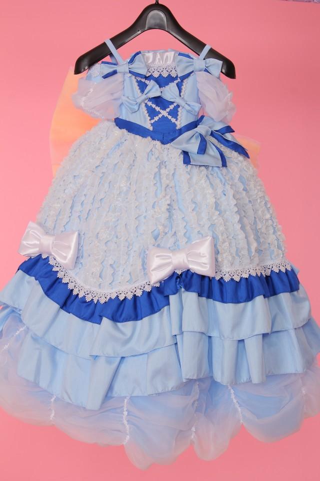 3歳 女の子 ドレスの衣装画像1
