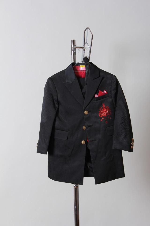 5歳 男の子用 スーツの衣装画像1