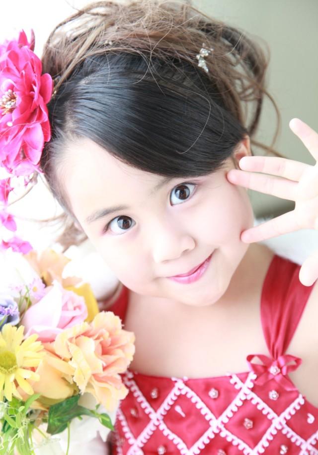 7歳の女の子 チョっとおちゃめにの衣装画像2